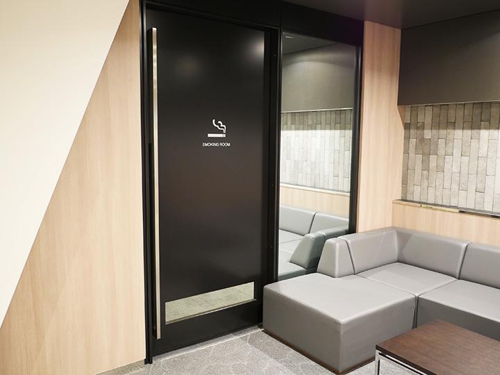 2階プレミアムルーム喫煙室